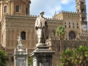 Katedralen i Palermo. Foto: KirstenSoele