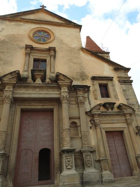 Chiesa Madre dell'Annunziata, Ficarra. Foto: Kirsten Soele