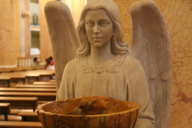 Santuario della Madonna Nera. Foto: Niels Søgaard