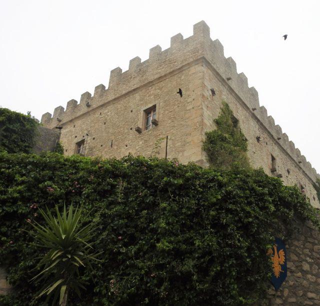 Castello di Federico II, Frederik den IIs slot. Foto: Kirsten Soele