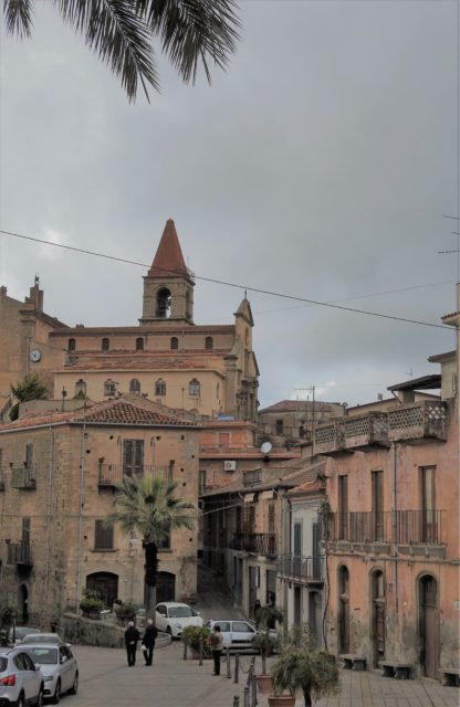Ficarra i Messinaprovinsen. Foto: KirstenSoele