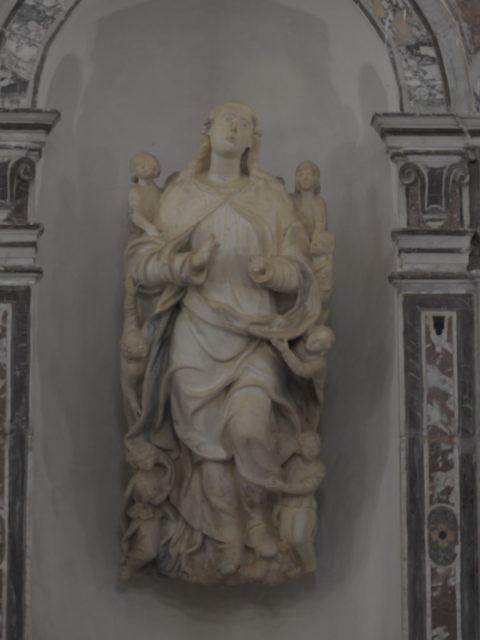 L'Assunta con Angeli af Vincenzo Gagini. Foto: KirstenSoele