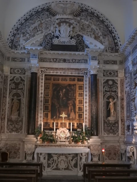 Cappella del Rosario. Foto: KirstenSoele