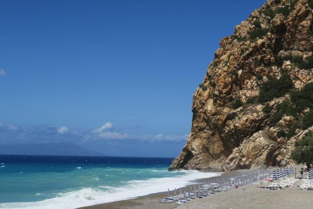 Lido Capo Calavà ved Gioiosa Marea. Foto: HenrikSoele
