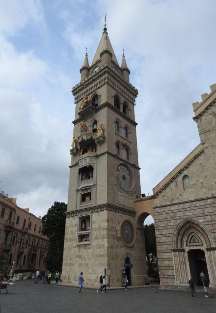 Domkirkens klokketårn. Foto: KirstenSoele