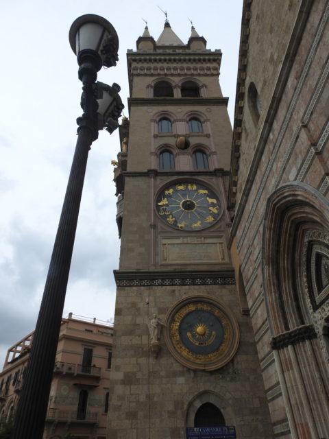 Det mekaniske og astronomiske klokketårn. Foto: KirstenSoele