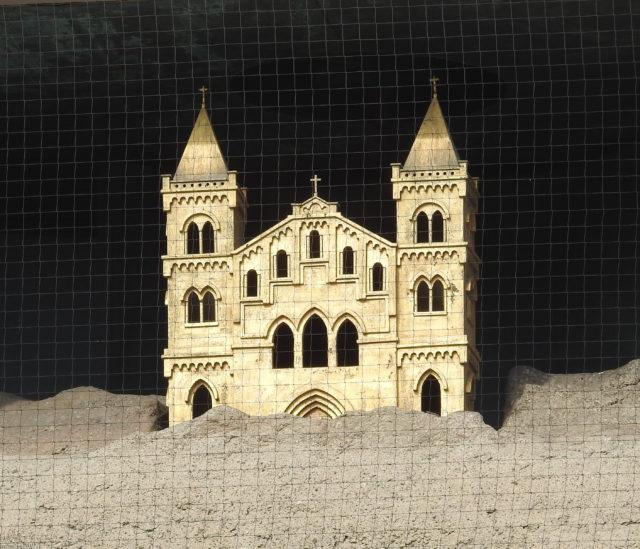 La Chiesa di Montalto. Foto: Kirsten Soele