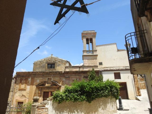 Chiesa del Rosario i det arabiske kvarter. Foto: KirstenSoele