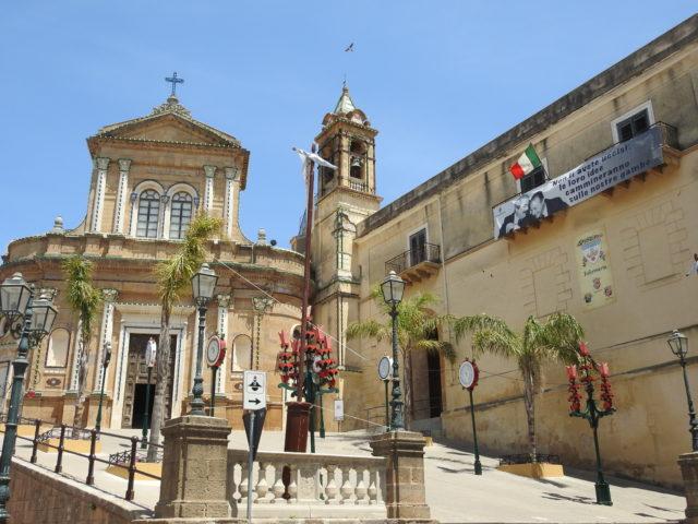 Chiesa Maria SS. dell'Udienza, Sambuca di Sicilia. Foto: KirstenSoele