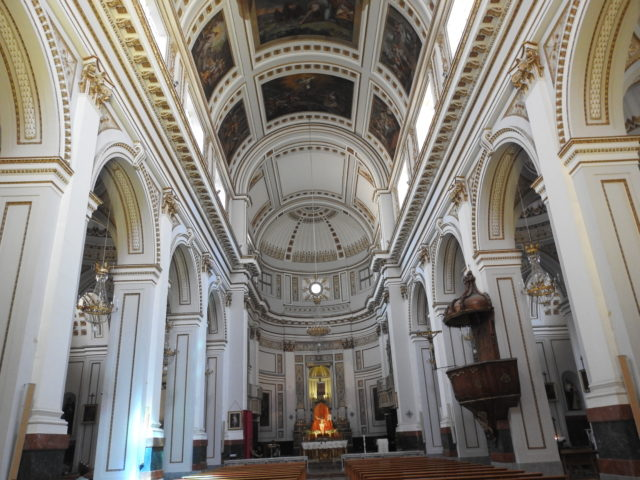 Chiesa Madre Duomo, Sciacca. Foto: KirstenSoele