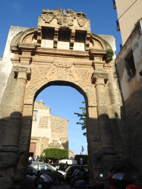 Porta San Salvatore, Sciacca. Foto: KirstenSoele