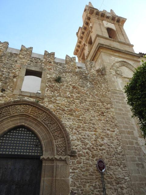 Ex Chiesa Torre San Gerlando dei Cavalieri Teutonici, det 14. årh. Foto: KirstenSoele