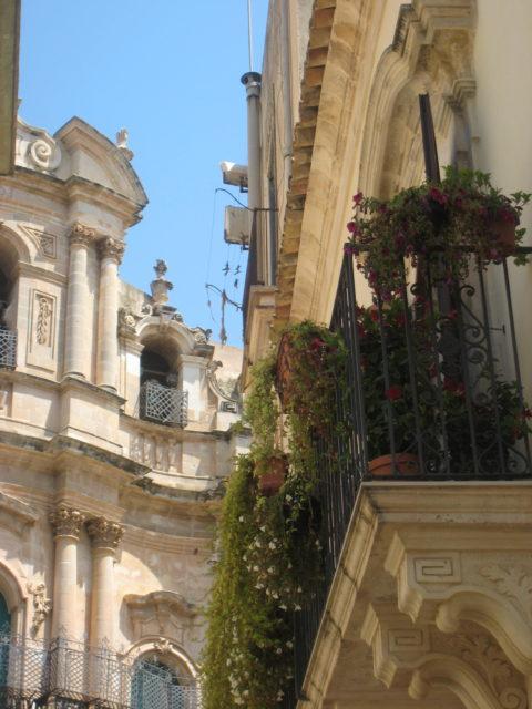 Barok i Scicli. Foto: KirstenSoele