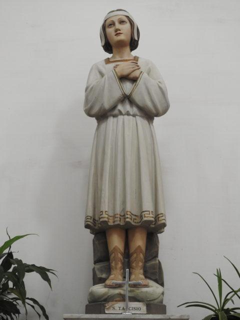 Santuario Santa Lucia del Mela. Foto: KirstenSoele