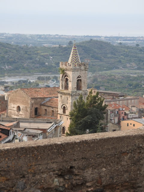 Chiesa dell'Annunziata, Santa Lucia del Mela. Foto: KirstenSoele