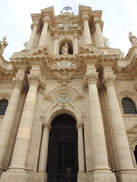 Duomo di Siracusa. Foto: KirstenSoele