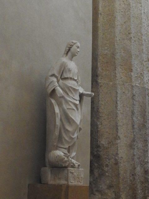 Santa Caterina d'Alessandria, ukendt kunstner. Foto: KirstenSoele