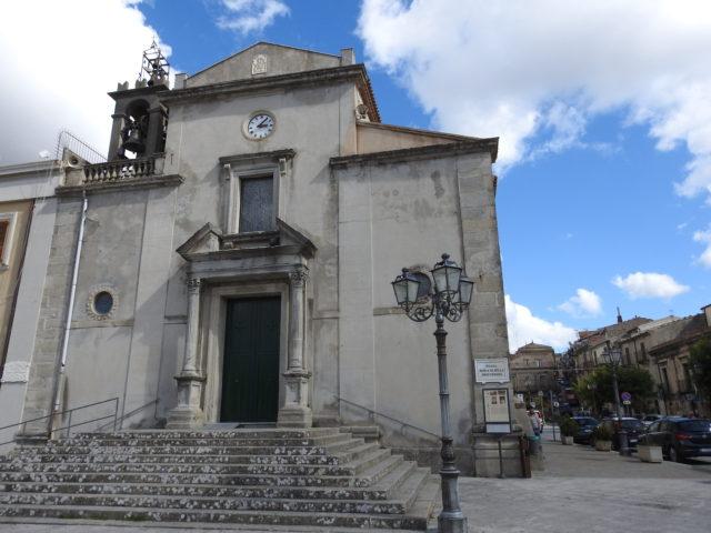 Chiesa di San Domenico eller Santuario di Maria Santissima della provvidenza. Foto: KirstenSoele