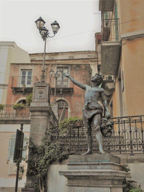 Novara di Sicilia, Messinaprovinsen. Foto: KirstenSoele
