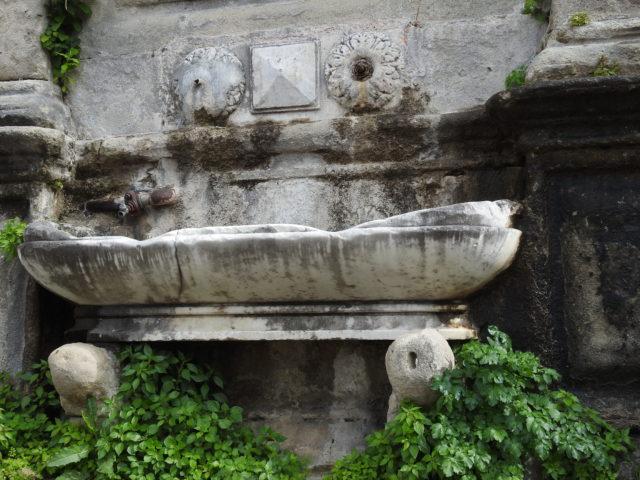 Fontana Napoli. Foto: KirstenSoele