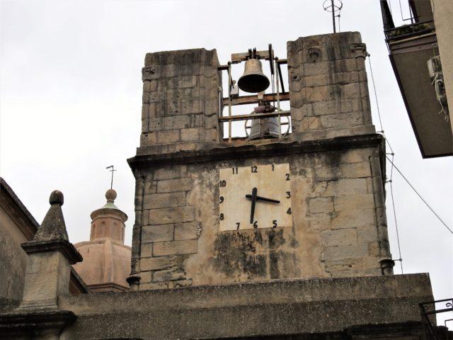 Klokketårnet til Chiesa Madre. Foto: KirstenSoele