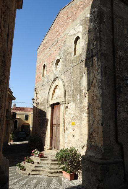 Chiesa del Santissimo Salvatore. Foto: KirstenSoele