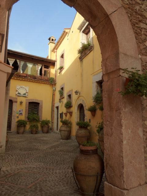 San Marco d'Alunzio. Foto: KirstenSoele