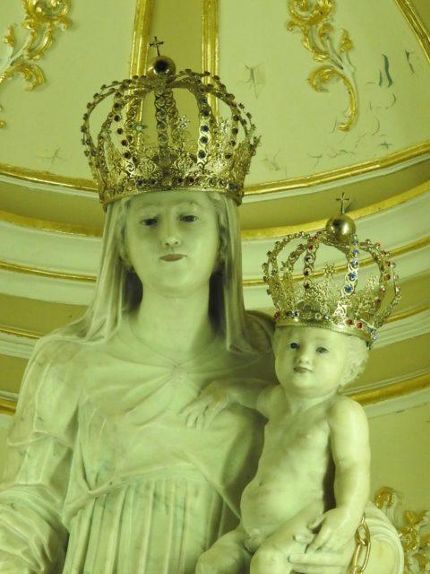 Madonna della Catena. Foto: KirstenSoele