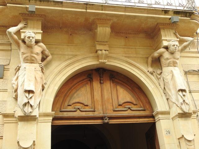 Palazzo Sardo. Foto: KirstenSoele