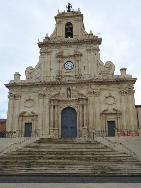 Chiesa San Sebastiano på Piazza del Popolo. Foto: KirstenSoele