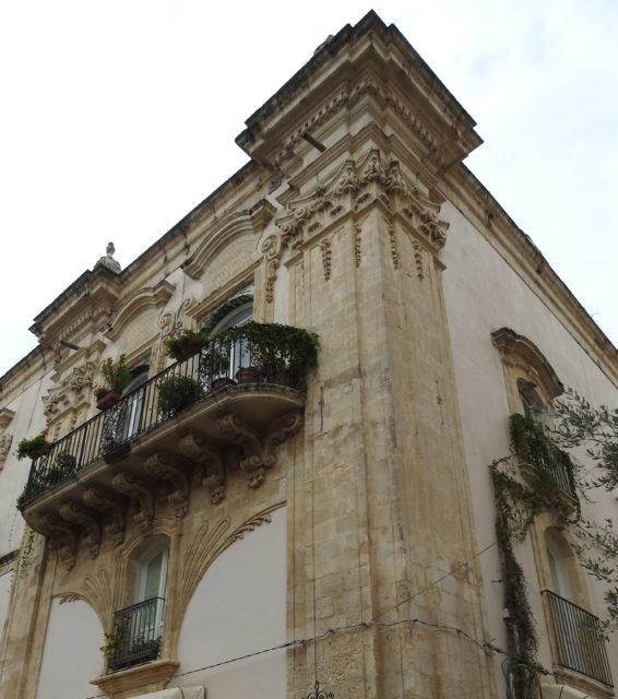 Palazzo Jucida. Foto: KirstenSoele