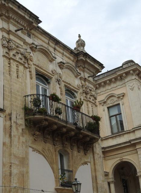 Palazzo Judica. Foto: KirstenSoele