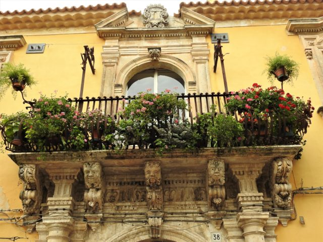 Palazzo Pizzo.  Foto:  KirstenSoele