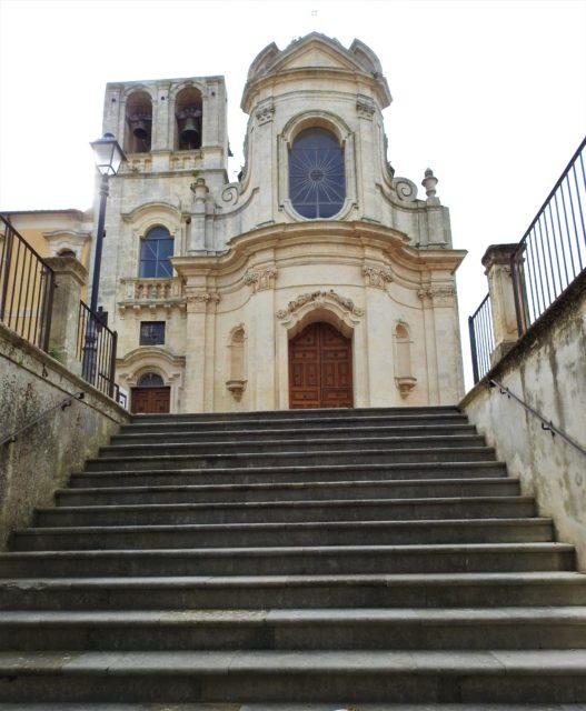 Chiesa dell'Immacolata. Foto: KirstenSoele