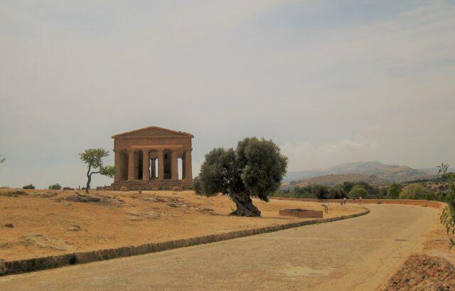 Valle dei templi, tempeldalen Sicilien, Sicilien historie, storia della sicilia, In Sicilia, in-sicilia.dk, Kirsten Soele