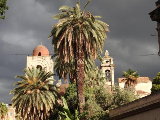Chiesa di San Giovanni degli Eremiti i Palermo. Foto: KirstenSoele