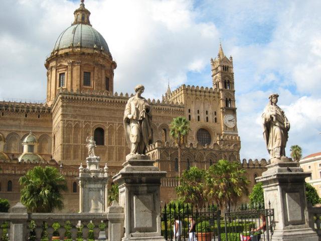 Cattedrale della Santa Vergine Maria Assunta. Foto: KirstenSoele