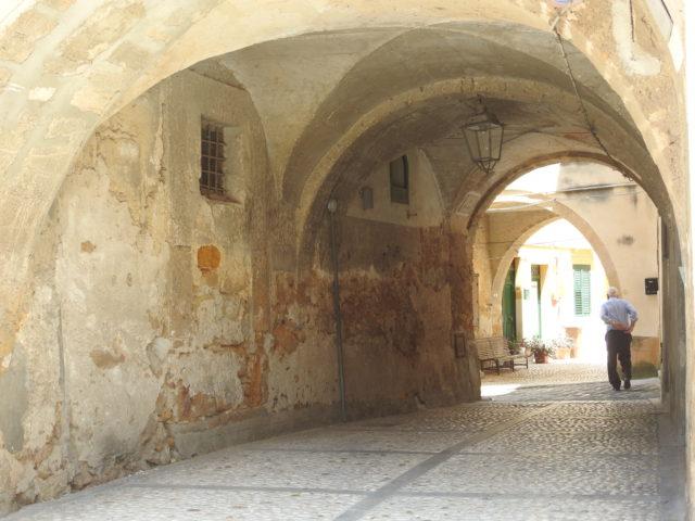 Indgangen til Det arabiske kvarter. Foto: KirstenSoele