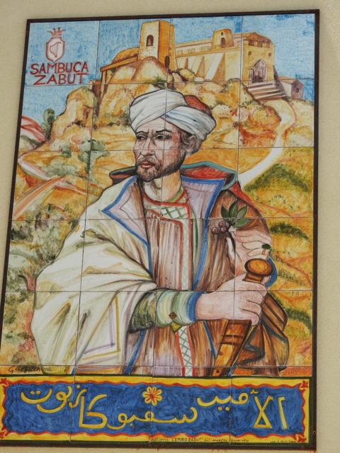 Grundlæggeren af Sambuca Zabut Emir Rahal Zabut. Foto: KirstenSoele