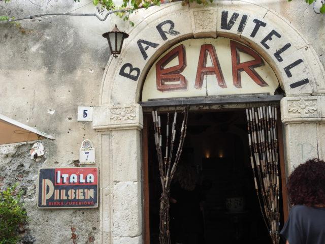 Bar Vitelli, Savoca