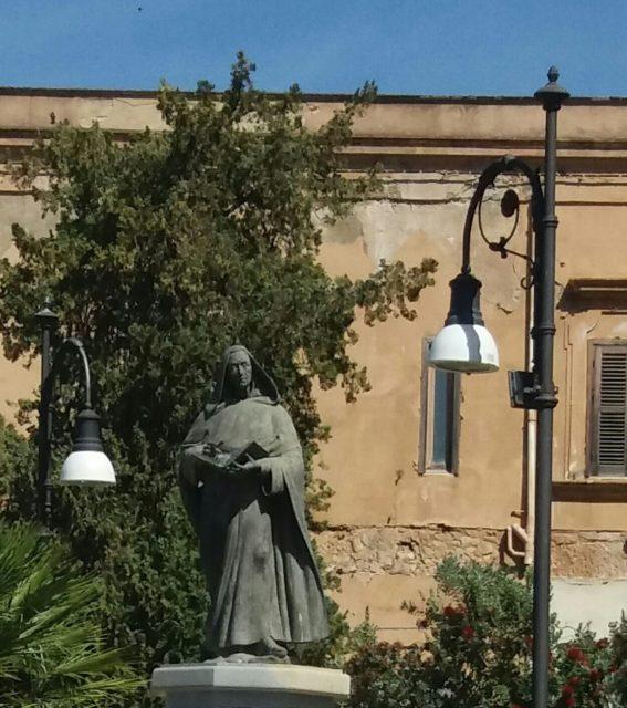 Tommaso Fazello, italiensk historiker og teolog.  Foto:  KirstenSoele