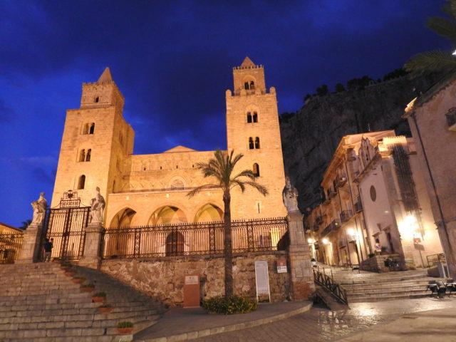 Domkirken i Cefalù (PA). Foto: KirstenSoele