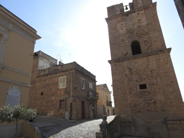 Klokketårnet til kirken Santissimo Salvatore. Foto: KirstenSoele