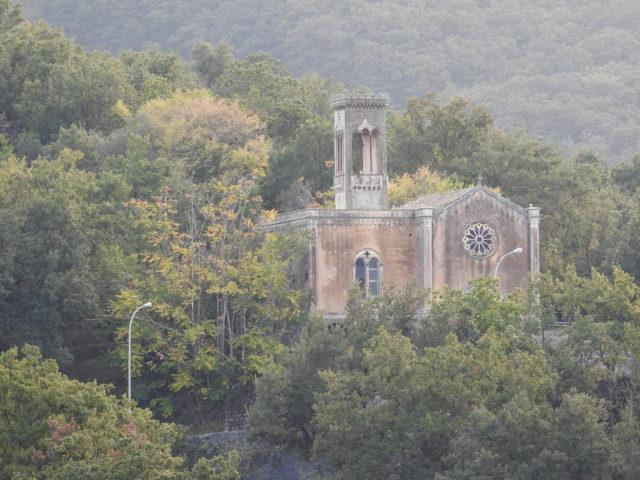 Chiesa della Madonna di Lourdes. Foto: KirstenSoele