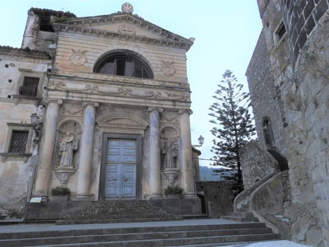 Chiesa San Benettino. Foto: KIrstenSoele