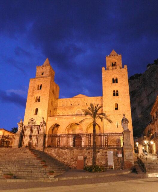 Domkirken i Cefalù. Foto: KirstenSoele